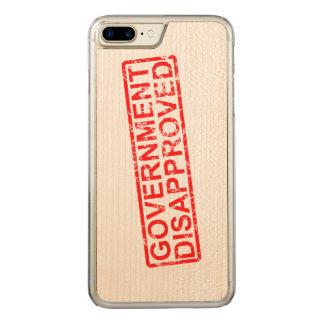 政府は2非難しました CARVED iPhone 8 PLUS/7 PLUS ケース