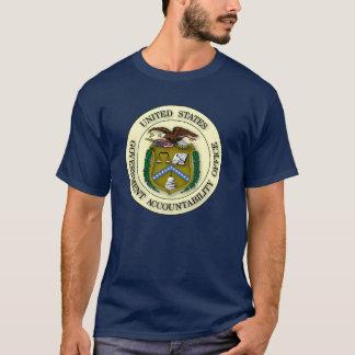 政府責任能力オフィス Tシャツ