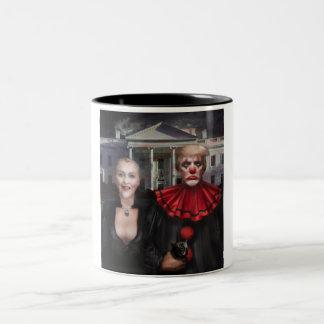 政治ゴシック様式 ツートーンマグカップ