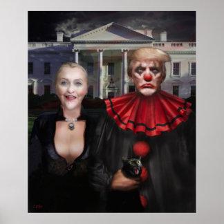 政治ゴシック様式 ポスター