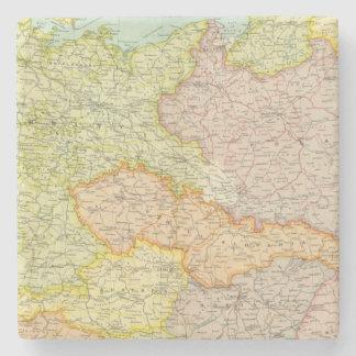 政治中央ヨーロッパの州 ストーンコースター