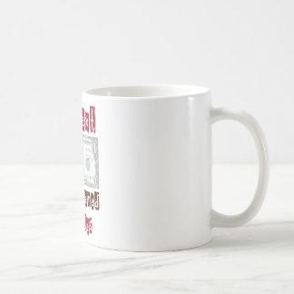 政治問題 コーヒーマグカップ