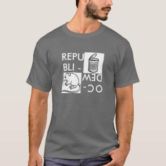 政治家1.0 Tシャツ