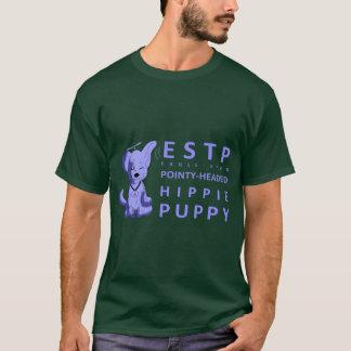 政治家(ESTP) Tシャツ