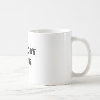 政治2016年 コーヒーマグカップ