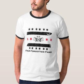 政治4忘れられた牙の軍隊 Tシャツ