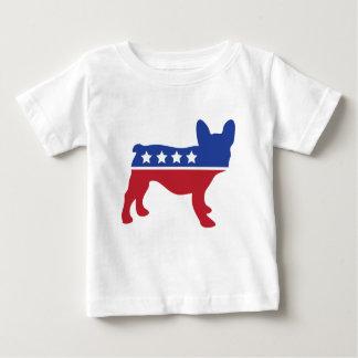 政治Frenchie ベビーTシャツ