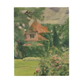 故国House 1902年 ウッドウォールアート