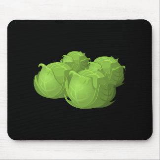 故障の食糧キャベツ マウスパッド