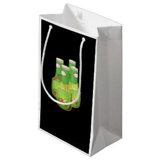 故障の食糧油性ドレッシング スモールペーパーバッグ