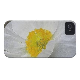 敏感なアイスランドポピーの花 Case-Mate iPhone 4 ケース
