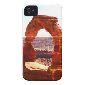 敏感なアーチ Case-Mate iPhone 4 ケース