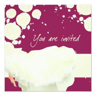 敏感な招待状 カード