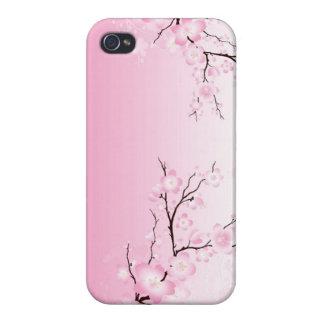 敏感な桜iPhone4の箱 iPhone 4/4Sケース