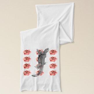 敏感なuromastyx スカーフ