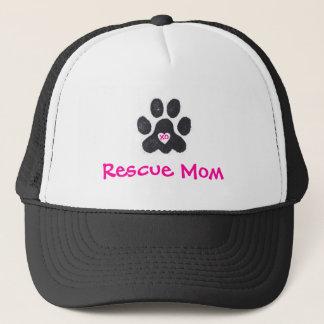 救助のお母さんの帽子 キャップ