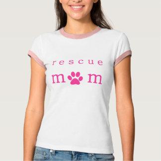 救助のお母さん Tシャツ