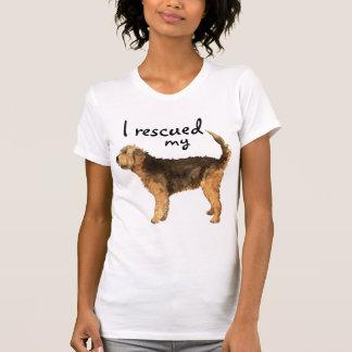 救助のカワウソ猟犬 Tシャツ