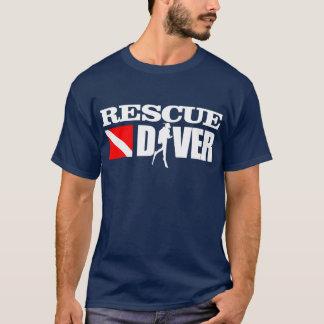 救助のダイバー2の服装 Tシャツ