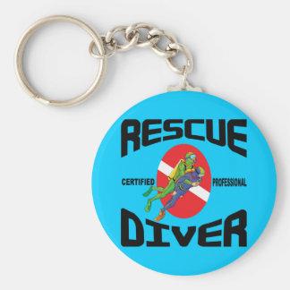 救助のダイバー キーホルダー