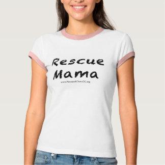 救助のママ Tシャツ