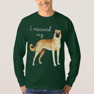 救助のAnatolian羊飼い Tシャツ