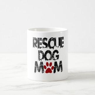 救助犬のお母さん コーヒーマグカップ
