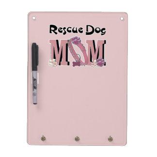 救助犬のお母さん ホワイトボード