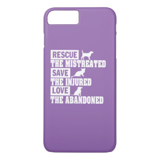 救助、保存、愛! iPhone 8 PLUS/7 PLUSケース