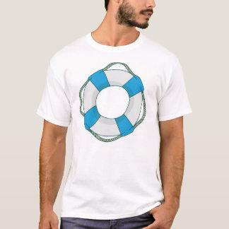 救命浮輪 Tシャツ