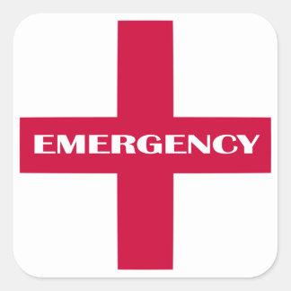 救急処置の供給/緊急のキット スクエアシール