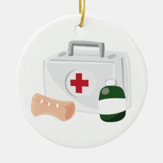 救急処置 セラミックオーナメント