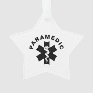 救急医療隊員のテーマ オーナメント