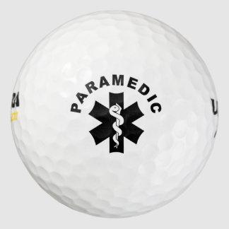 救急医療隊員のテーマ ゴルフボール