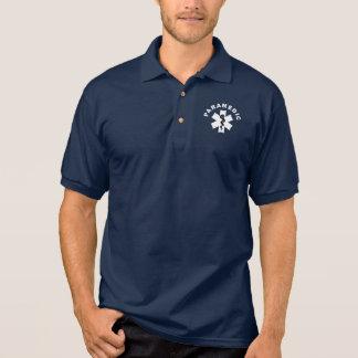 救急医療隊員のテーマ ポロシャツ