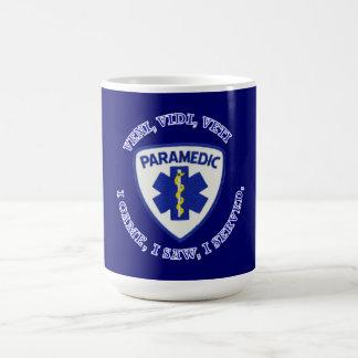 救急医療隊員の盾 コーヒーマグカップ