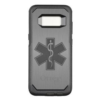 救急医療隊員EMT EMSのモダン オッターボックスコミューターSamsung GALAXY S8 ケース