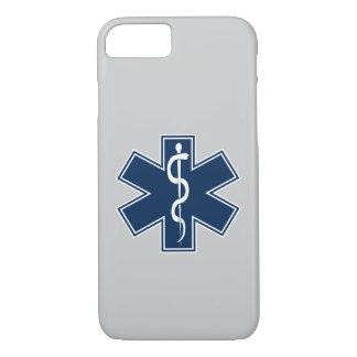 救急医療隊員EMT EMS iPhone 8/7ケース