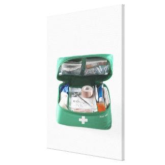 救急箱 キャンバスプリント