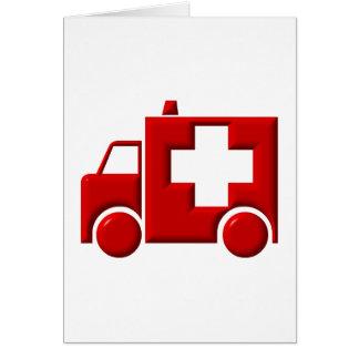 救急車/EMT カード