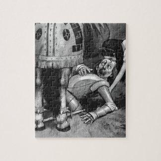 救済者の滝 ジグソーパズル