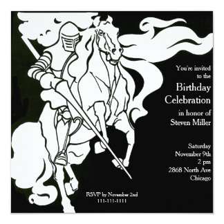 救済者の誕生日の招待状 カード
