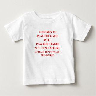 敗者 ベビーTシャツ