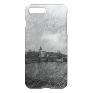 教会および海 iPhone 8 PLUS/7 PLUSケース