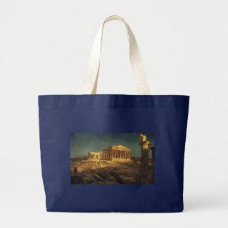 """教会の""""パルテノン""""のバッグ-スタイルを選んで下さい ラージトートバッグ"""