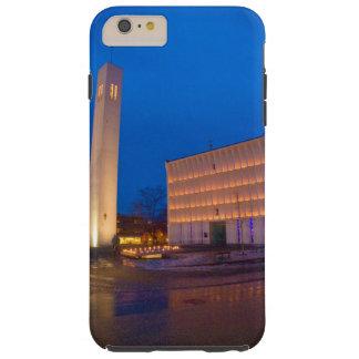 教会夜steinkjerノルウェー tough iPhone 6 plus ケース