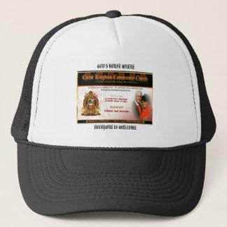 教会帽子 キャップ