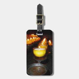 教会蝋燭 ラゲッジタグ