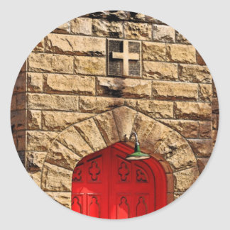教会 ラウンドシール