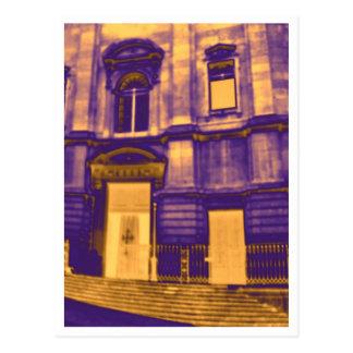 教会-リスボン ポストカード